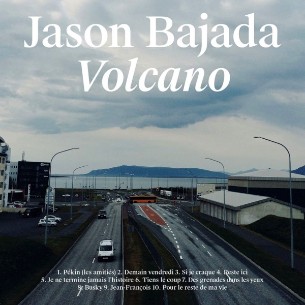 Jason Bajada's Volcano nominated for adult contemporary album of the year