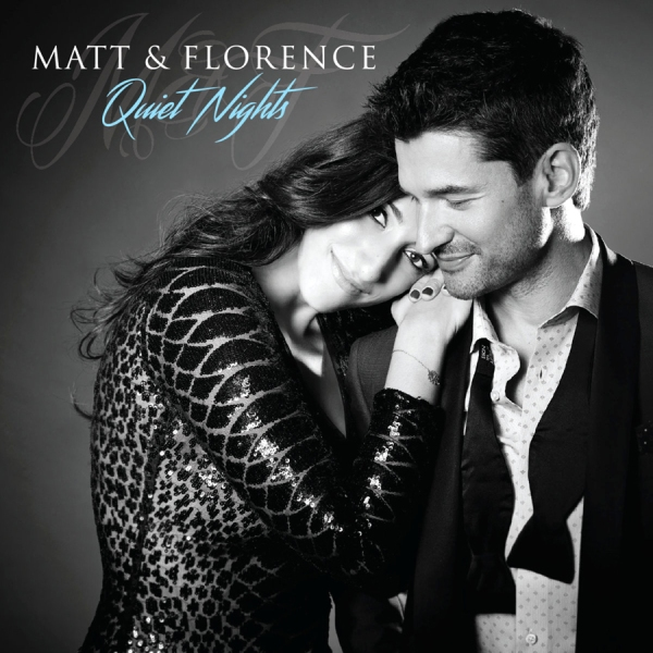 Quiet Nights by Matt Dusk and Florence K nominated for jazz album of the year