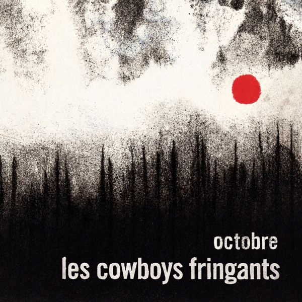 Octobre by Les Cowboys Fringants nominated for best-selling album of the year