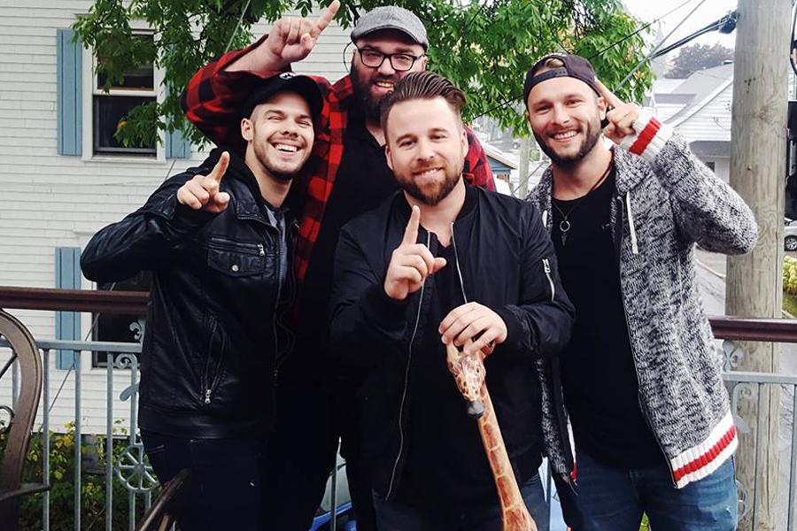 Big Wreck Canadian Music Blog