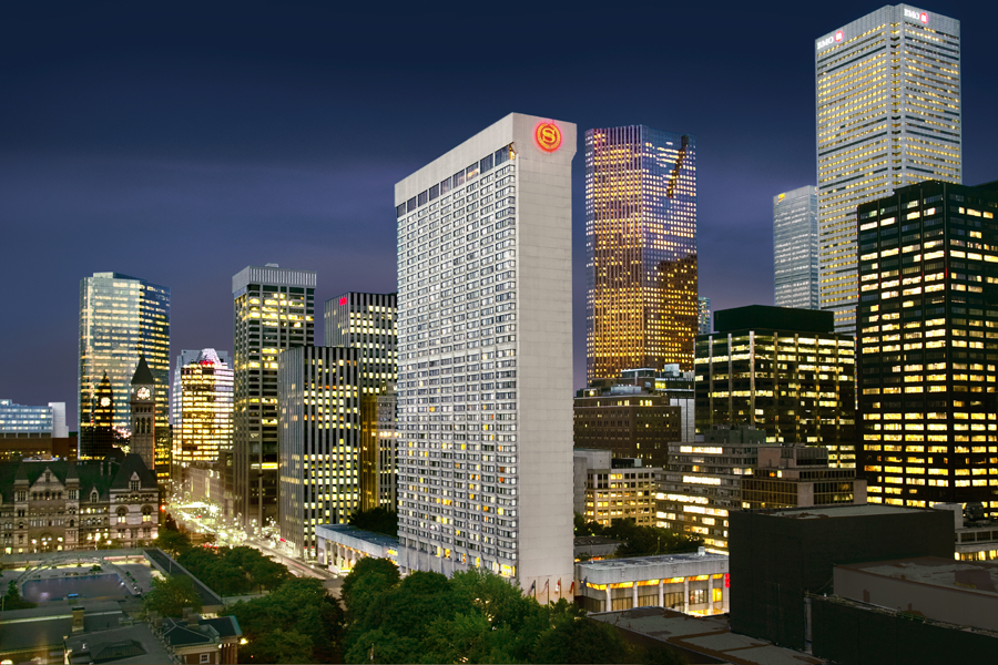 The Sheraton Hotel Toronto