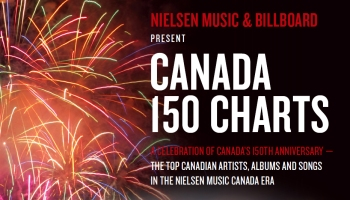 Top 150 Overall Selling Canadian Artists | Canadian Music Blog